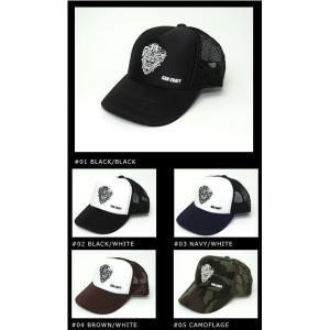 ガンクラフト GAN CRAFT オリジナルメッシュキャップ 帽子 キャップ|mykiss