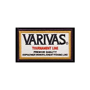 モーリス バリバス VARIVAS エンブレム 大 11.5×6.5cmトーナメントライン ワッペン|mykiss