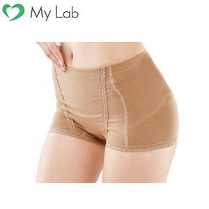 尿モレ 下着 骨盤底筋サポートショーツ モレキュット(2枚組)|mylab