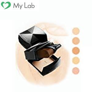 エクスボーテ ビジョンファンデーション ファインカバーパウダー(ケース・ブラシセット)|mylab