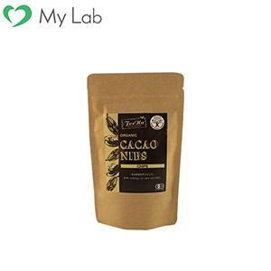 美容にオススメ! カカオ 有機カカオニブ  100g スーパーフード カカオ豆 ポリフェノール|mylab