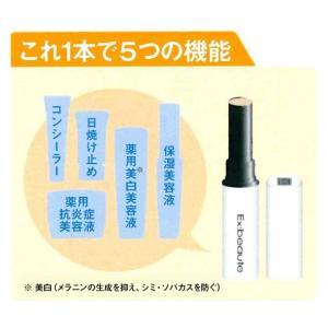 コンシーラ エクスボーテ SPF38 薬用美白コンシーラーUV UVカット UVケア 紫外線対策 シミ・そばかす対策 美白ケア <送料無料>|mylab|11
