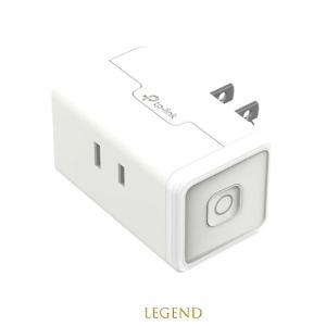 HS105 TP-Link ティーピーリンク ミニ スマート Wi-Fi プラグ AIスピーカー 音...