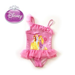 a3c1ab91c8b1b Disney(ディズニー)プリンセス 素敵なキッズ用水着 サイズ120.130.140 女の子向け
