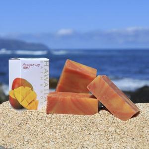 ハワイアンバス&ボディ ノースショアソープファクトリー マンゴーパパイヤ|mymiu-store