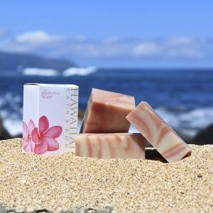 ハワイアンバス&ボディ ノースショアソープファクトリー ハワイアン・プルメリア|mymiu-store