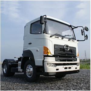 1/14トラックHino700 4X1トラクター金属シャーシ高トルク電動モデルLS-20130008...