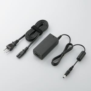 ノートPC用ACアダプター FUJITSU 19V用/65W超小型・軽量タイプ|myoffice