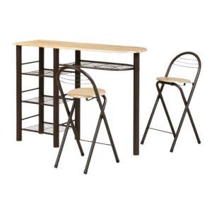 ハイテーブルセット 簡易バーテーブル&スツール|myoffice