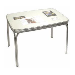 アメリカンダイナーテーブル用 ガラストップ (テーブルは含まれません) myoffice