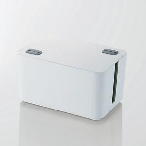 ケーブルボックス[ホワイト](幅250mm)|myoffice