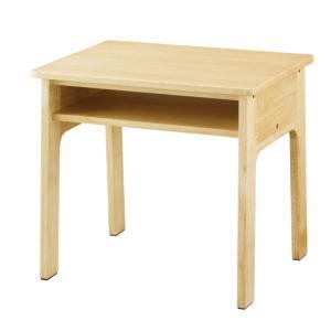 melkids:メルキッズ 木のぬくもりに溢れた子供用テーブル|myoffice
