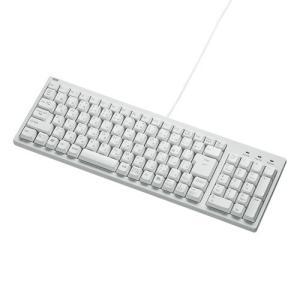 コンパクトキーボード ホワイト|myoffice