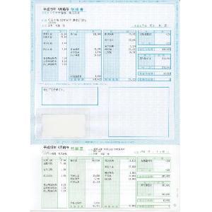 ソリマチ帳票サプライ 給与・賞与明細書SR2111|myoffice