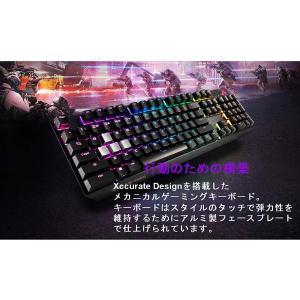 ASUS ゲーミングキーボード XA02 ROG STRIX SCOPE/BL 青軸/US_1 / ...