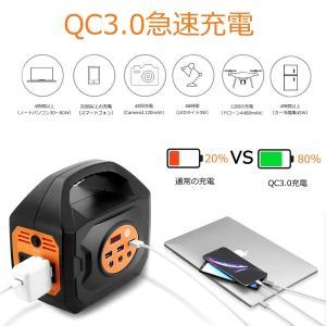 Aeiusny ポータブル電源 S200 家庭用蓄電池 軽量(193Wh/55000mAh) AC(...