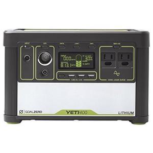 Goal Zero Yeti Lithium 400 (100V) Portable Power S...