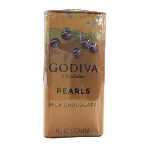 ゴディバ パール ミルクチョコレート 43g 並行輸入品