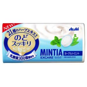 アサヒグループ食品 ミンティアエクスケアヨーグルト 28粒 ×6箱