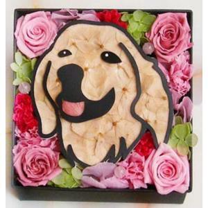 クリスマス 母の日 ギフト 結婚式 退職祝い 誕生日 結婚記念日 還暦祝い お祝い 開店祝い 新築祝い 花 プレゼント 仏花 ペット お供え アニマルフラワーBOX|myperidot