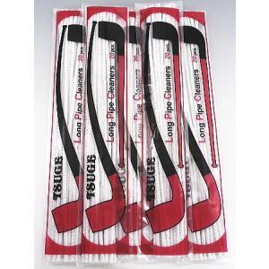 【5個セット】柘 ロングパイプ&おいらんキセル等長尺キセルのお掃除に、ロングモールクリーナーをどうぞ。20本入×5 (約30cm) mysen