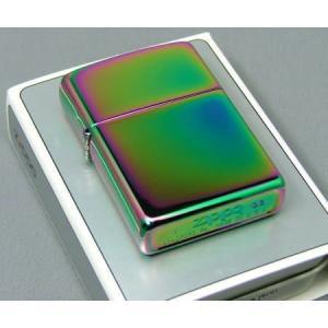 【数量限定】虹色のスペクトラム Spectrum #151 ZIPPO PVD加工 【激安】|mysen
