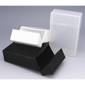 【BOXケース】プラスチック シガレットケース ★デコ加工にもどうぞ!ワンタッチ|mysen