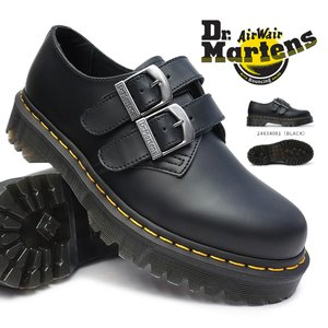 ドクターマーチン 靴 1461 ALT 正規品 厚底 バックル ストラップ 1461オルタナティブ 24634001|myskip-sp