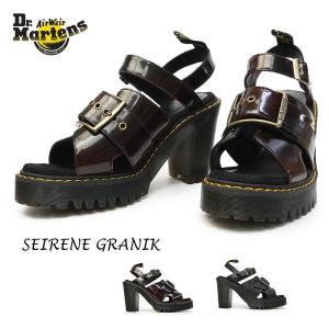 ドクターマーチン レディース サンダル グラニク GRANIK ハイヒール 婦人靴 バックル レザー myskip-sp
