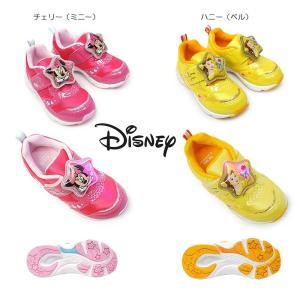 ディズニー 子供靴 DN C1226 MIX 光る靴 スニーカー マジック式 ディズニー映画 プリンセス トイストーリー|myskip-sp|05
