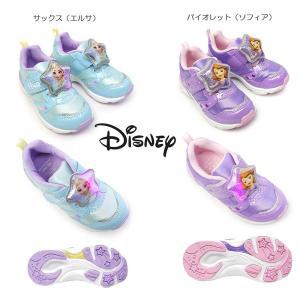 ディズニー 子供靴 DN C1226 MIX 光る靴 スニーカー マジック式 ディズニー映画 プリンセス トイストーリー|myskip-sp|06