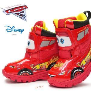 ディズニー ブーツ キッズ カーズ WC021ESP 子供ブーツ マジック式 スパイク付き 防水仕樣 防寒 防滑 雪国寒冷地仕様 ムーンスター|myskip-sp