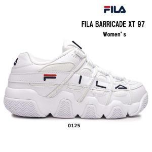 フィラ スニーカー レディース フィラバリケード ウィメンズ TX97 F0415 レトロ バスケットシューズ ダッドスニーカー|myskip-sp