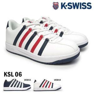ケースイス 防水 スニーカー KSL 06 メンズ ウィンタースニーカー スノーシューズ ローカット Kスイス|myskip-sp