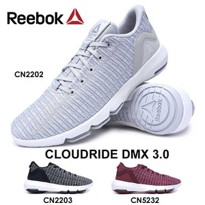 リーボック レディース クラウドライド DMX 3.0 ウォーキングシューズ スニーカー シェイプ|myskip-sp