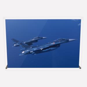 CuVery アクリル プレート 写真 航空自衛隊 F-2A 対艦装備 A3サイズ mysma