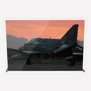 CuVery アクリル プレート 写真 航空自衛隊 F-4EJ改 A4サイズ mysma
