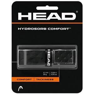 ヘッド(HEAD) リプレイスメントグリップ ハイドロゾーブ・コンフォート 285313 (ブラック...