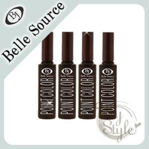 BJ ベルスルス ポイントカラー2.5(ミドルブラウン) 30mlボトル×4個セット