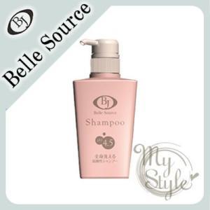 BJ ベルスルス シャンプー 400mlボトル (しっとりタイプ弱酸性pH4.5)
