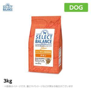 セレクトバランス ライトチキン 3kg