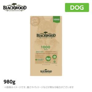 ブラックウッド1000 980g チキンミール