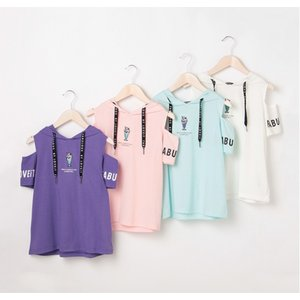 10%OFF by LOVE iT パフェパーカーTシャツ(エメラルドグリーン43)(ピンク11)7812224|mystylist