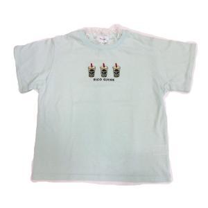 【RICO SUCRE】50%OFF レース付きタピオカTシャツ(ミント)  RCTS202959|mystylist