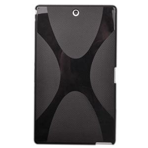 2点セットXperia Z3 Tablet Compact TPU グリップカバーケース  エクスペリア Z3 タブレット コンパクト 16GB 32GB Wi-Fiモデル Simフリー 8インチ 対応 mywaysmart