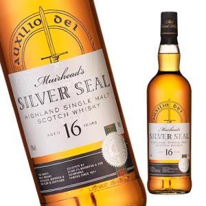 ミュアヘッズ シルバーシール シングルモルト 16年 スコットランド 700ml ウイスキー ウィス...
