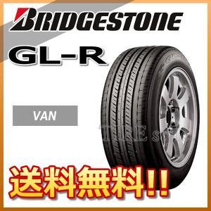サマータイヤ BRIDGESTONE GL-R 215/60R17 109R バン・小型トラック用 mzh