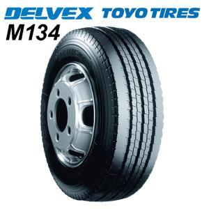 サマータイヤ TOYO TIRES DELVEX M134 205/60R17.5 111/109L バン・小型トラック用 mzh