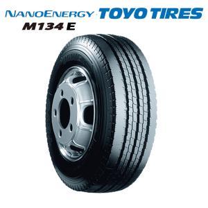 サマータイヤ TOYO TIRES NANO ENERGY M134E 205/65R16 109/107L バン・小型トラック用 低燃費仕様 mzh