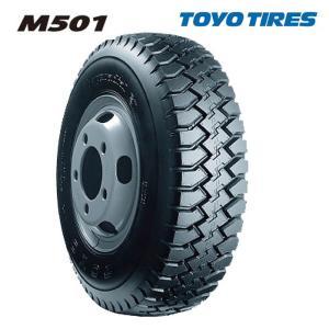 サマータイヤ TOYO TIRES M501 7.00R16 10PR チューブタイプ バン・小型トラック用 mzh